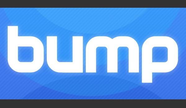 Логотип Bump