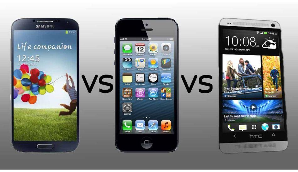 айфон против конкурентов