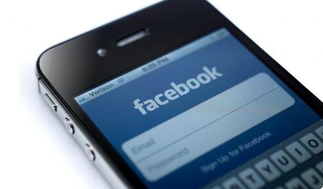 facebook на ios