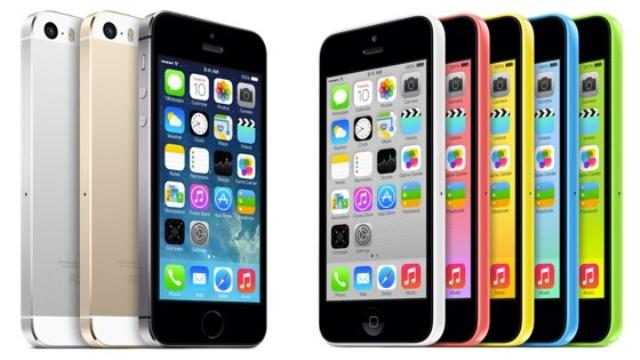Айфон 5s и Айфон 5c