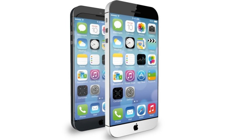 iPhone 6 от Apple может появиться уже в мае