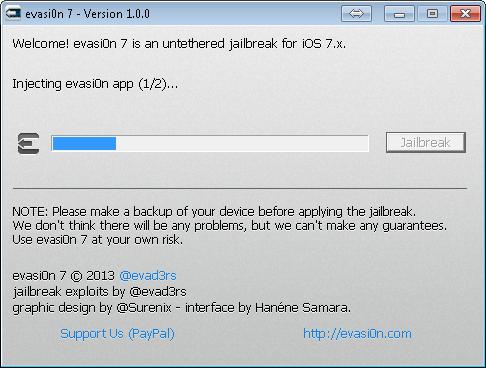 Как сделать Jailbreak для iOS 7