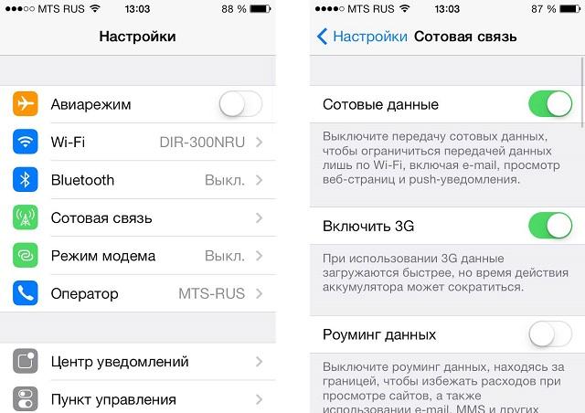 Как использовать iPhone в качестве модема