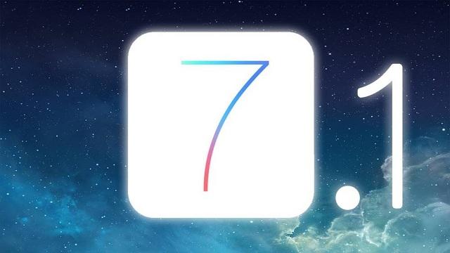 Вышла iOS 7.1 для iPhone, iPad и iPod Touch