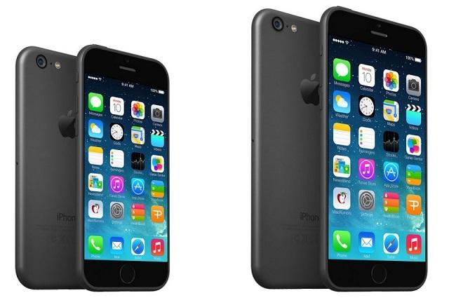 Массовое производство 4,7-дюймового iPhone 6 начнется в июле, 5,5-дюймовой версии в сентябре