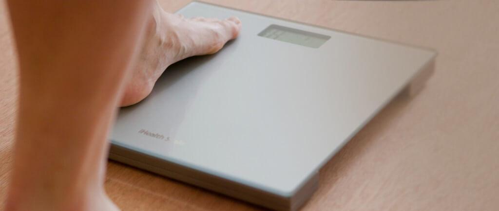 Весы напольные беспроводные iHealth HS3 для iPhone и iPad