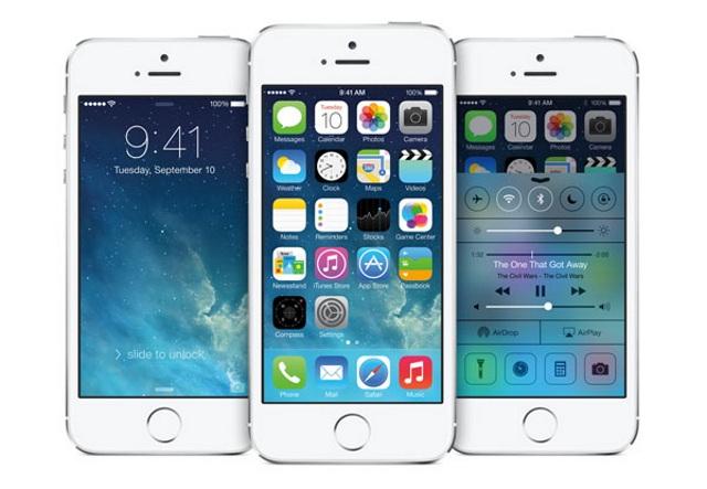 Где посмотреть версию прошивки iPhone?