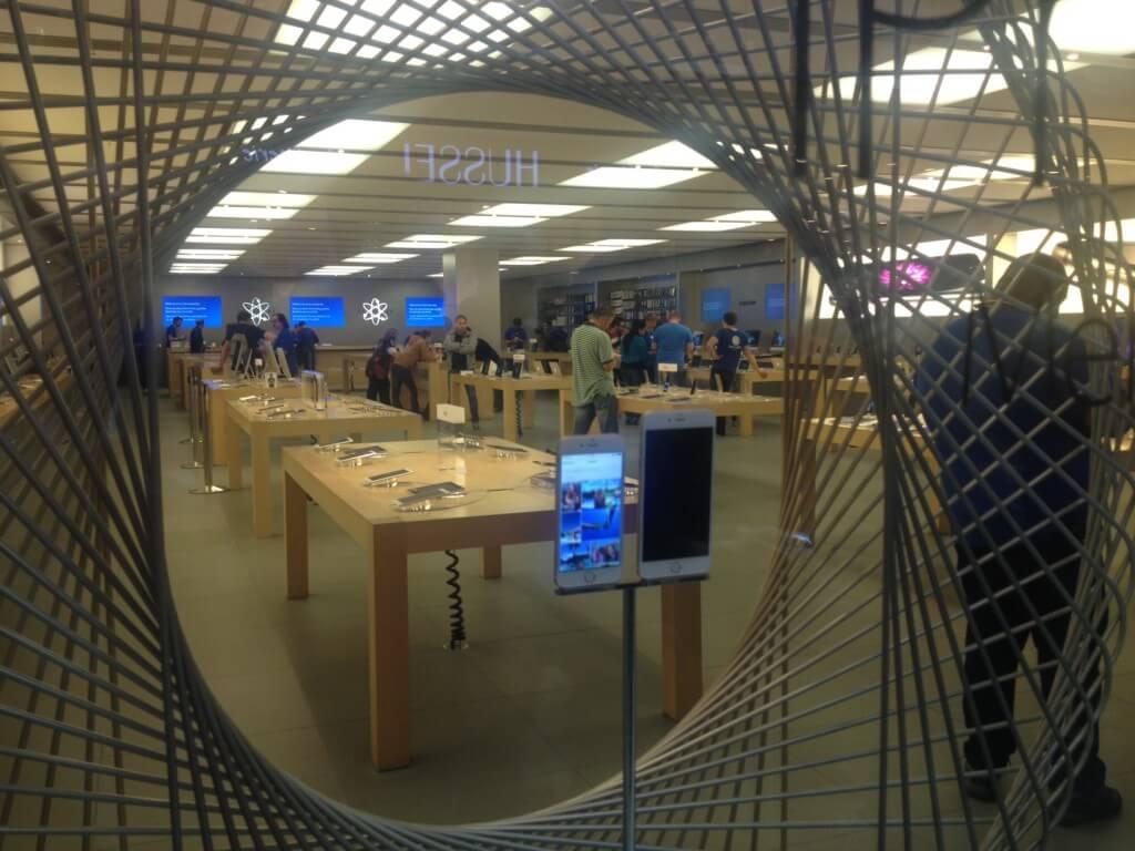 Apple Store iPhone 6 Munich Germany
