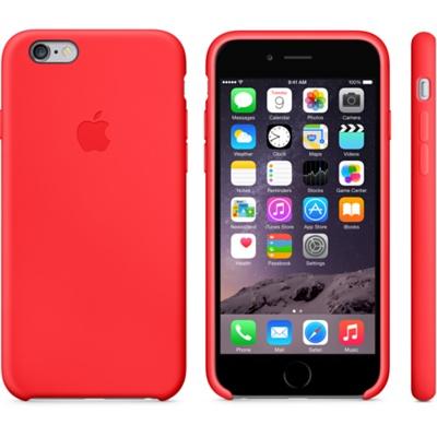 (PRODUCT)RED силиконовый чехол для iPhone 6 и iPhone 6 Plus