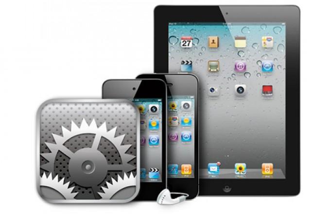 Настройка времени в iPhone и iPad