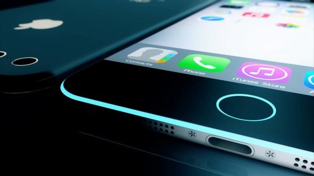 Вбудущем кнопка Домой наiPhone может преобразиться