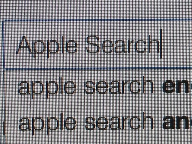 Apple планирует запустить собственный поисковик