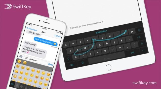Альтернативная клавиатура SwiftKey для iOS теперь поддерживает русский язык