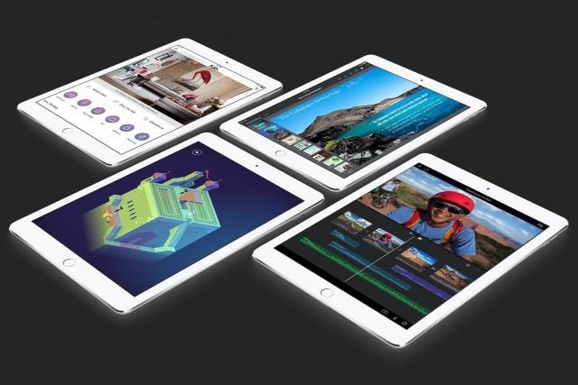 Январь стал неудачным для планшетов iPad вРоссии