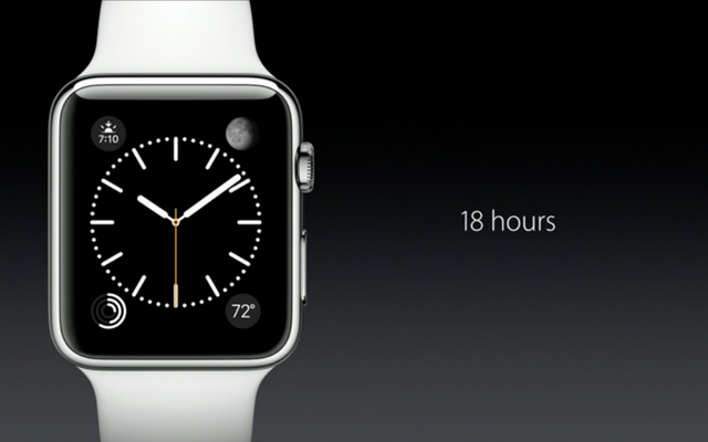 Apple Watch поступят впродажу 24 апреля