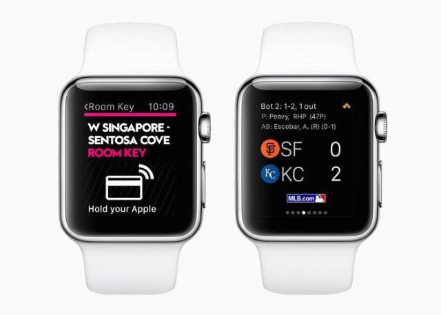 Apple активно сотрудничает снекоторыми разработчиками посозданию приложений для Apple Watch