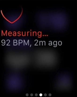 Как измерить пульс при помощи Apple Watch?