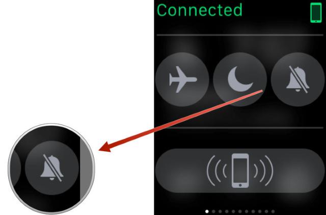 Как отключить звуковые сигналы иоповещения наApple Watch?