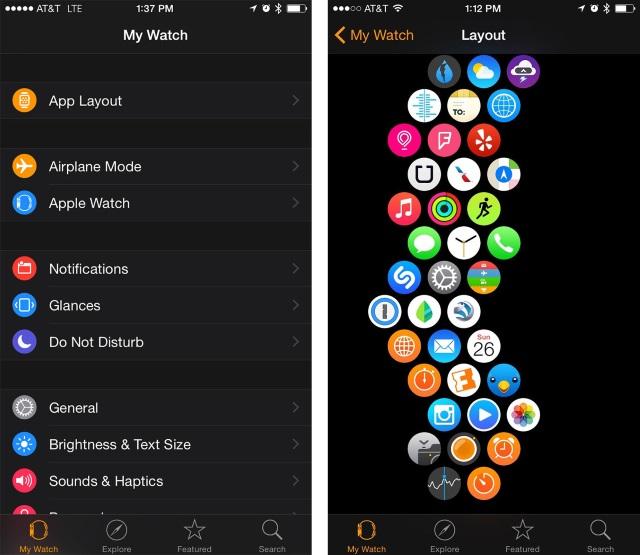 5советов, которые помогут вам организовать домашний экран Apple Watch