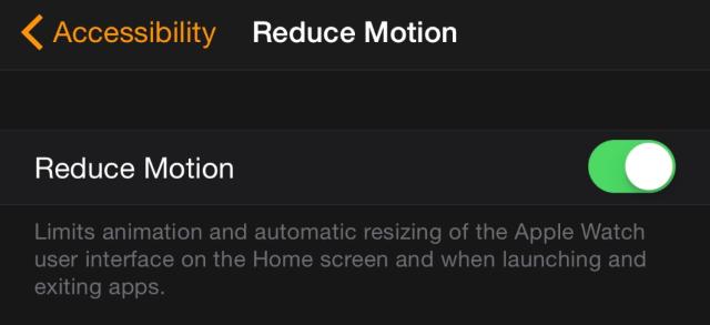 Как сделать иконки наApple Watch большими иудобными для нажатия?