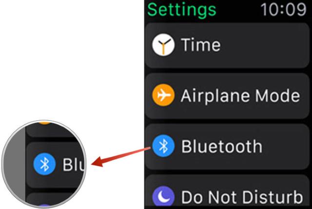Как подключить Bluetooth-гарнитуру кApple Watch?