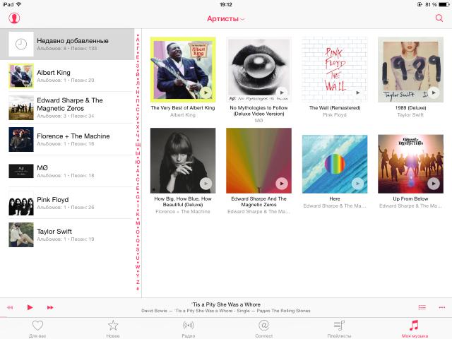 Подробный обзор Apple Music
