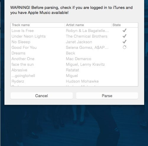 Как бесплатно перенести музыку изSpotify вApple Music?