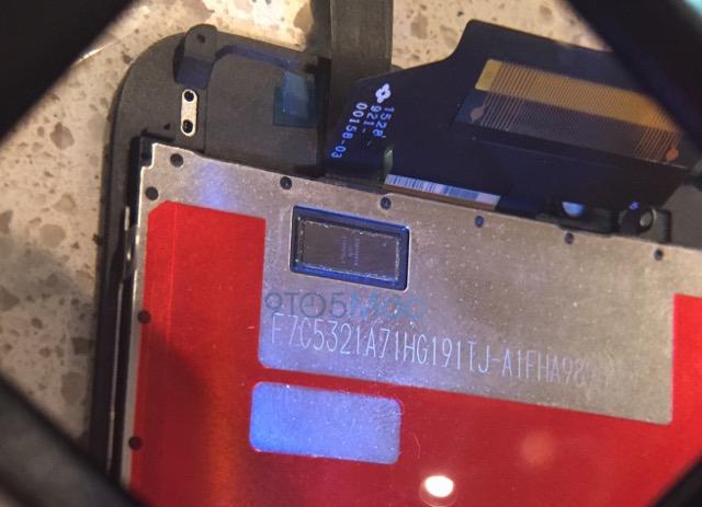 Улучшенная фронтальная камера в iPhone 6s
