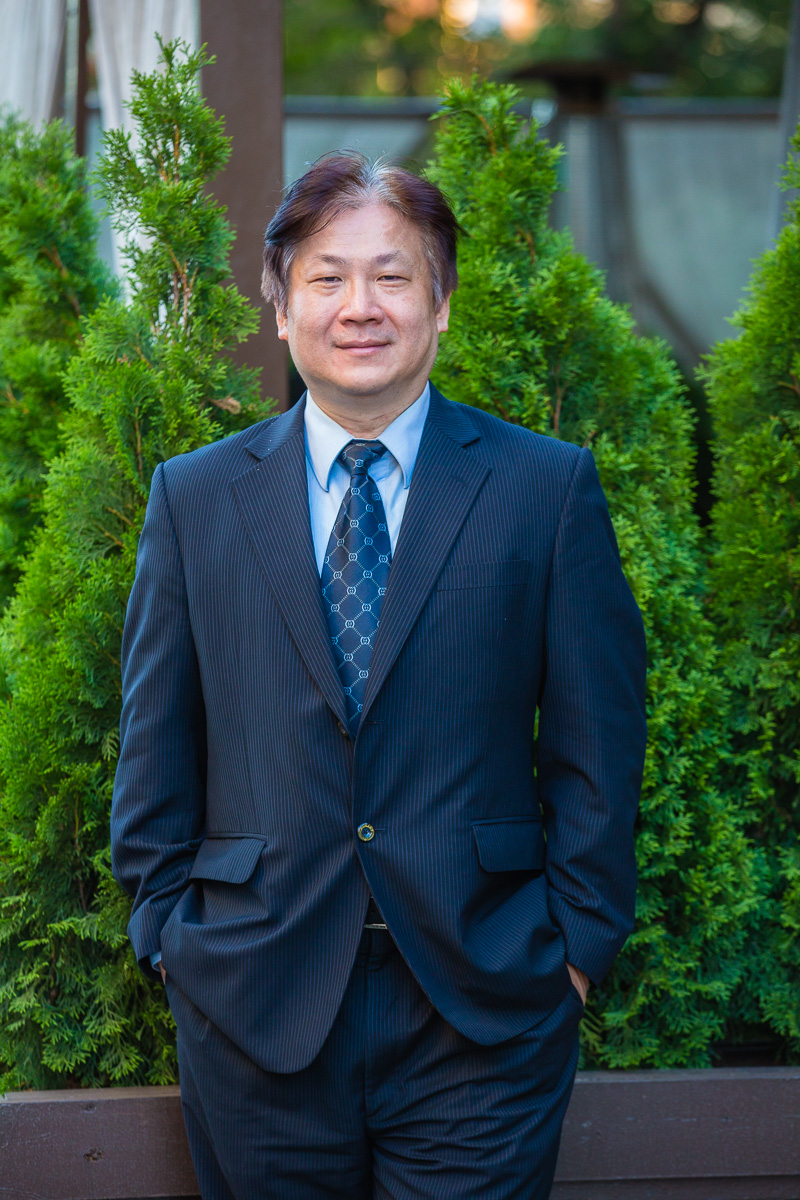Стив Чанг - президент Mio Technology в регионе EMEA