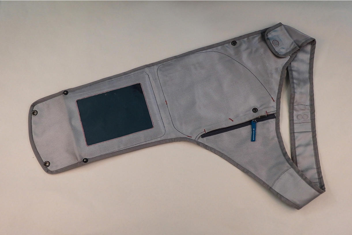 Инновационный iSling Bag для техники Apple