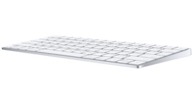 Новые аксессуары Apple: клавиатура Magic Keyboard, мышь Magic Mouse 2 и трекпад Magic Trackpad 2