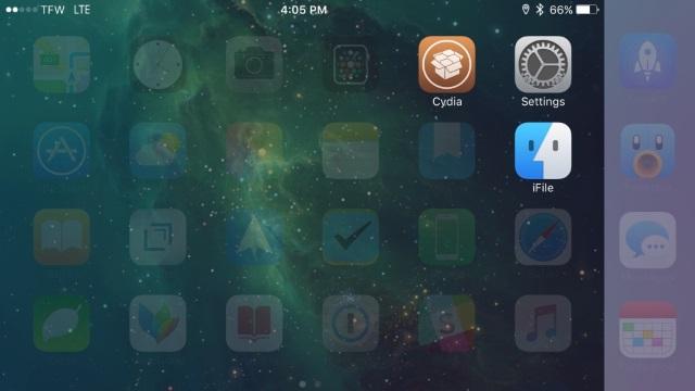 Популярный джейлбрейк-твик Apex 2обновился поддержкой iOS 9