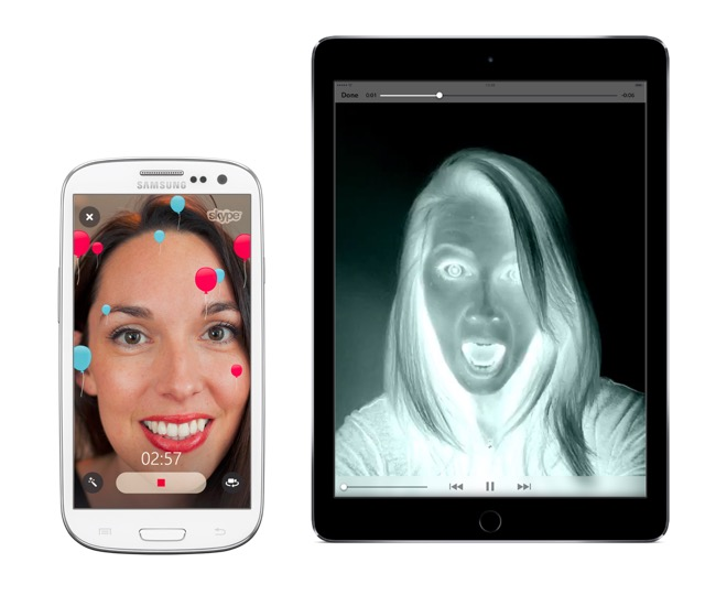 Skype теперь поддерживает 3D Touch на iPhone 6s
