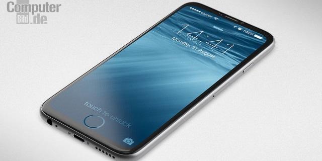 iPhone 7лишится кнопки «Домой»