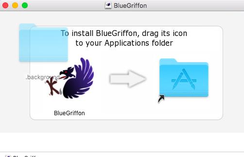 Установка Blue Griffon
