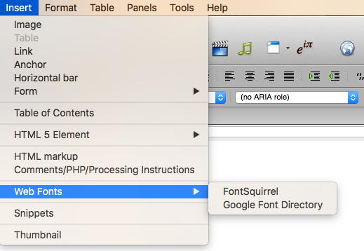 Вставляем в веб-страницу шрифты с помощью FontSquirrel и Google Font Directory
