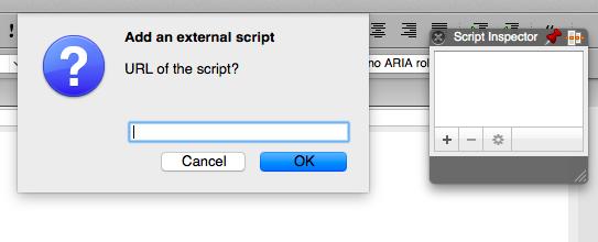 Подключаем внешний JavaScript
