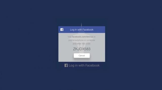 Facebook запустил SDK для tvOS