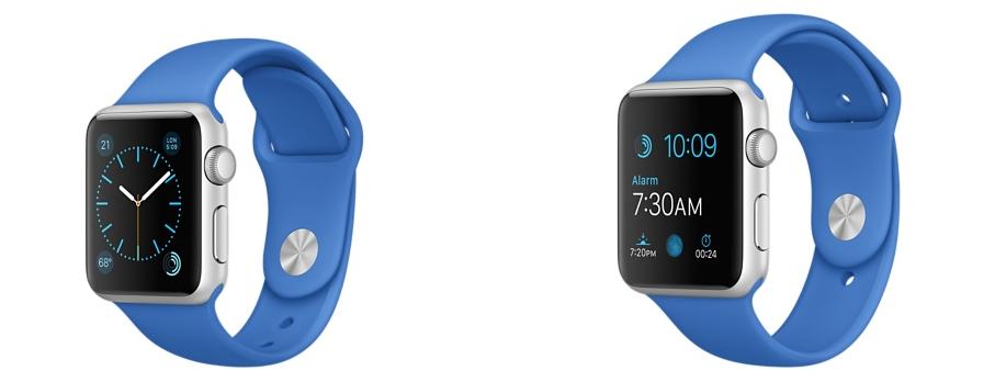 Apple представила новые ремешки для Apple Watch искинула цену наApple Watch 38 мм