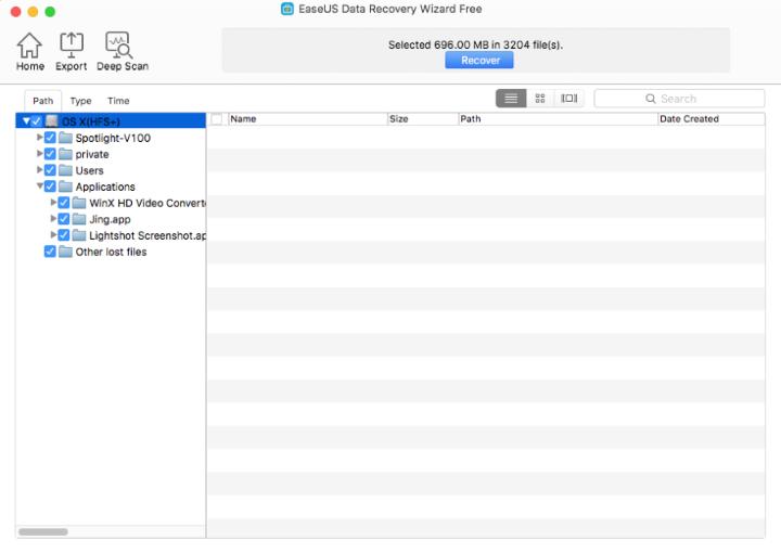 EaseUS Data Recovery Wizard for Mac— спасительное восстановление удаленных файлов наMac (обзор)