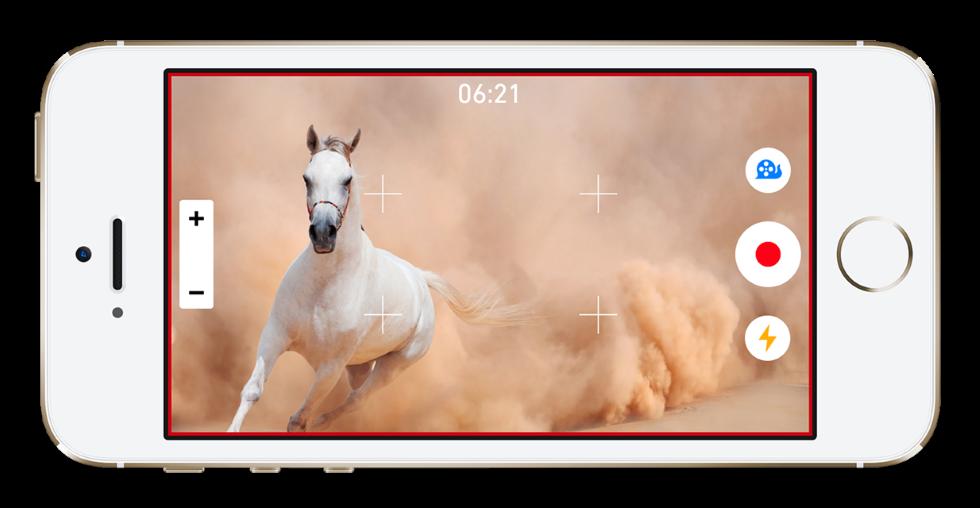 Как снимать замедленное видео наiPhone