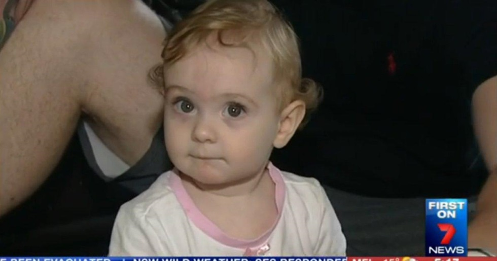 Siri спасла жизнь маленькому ребенку