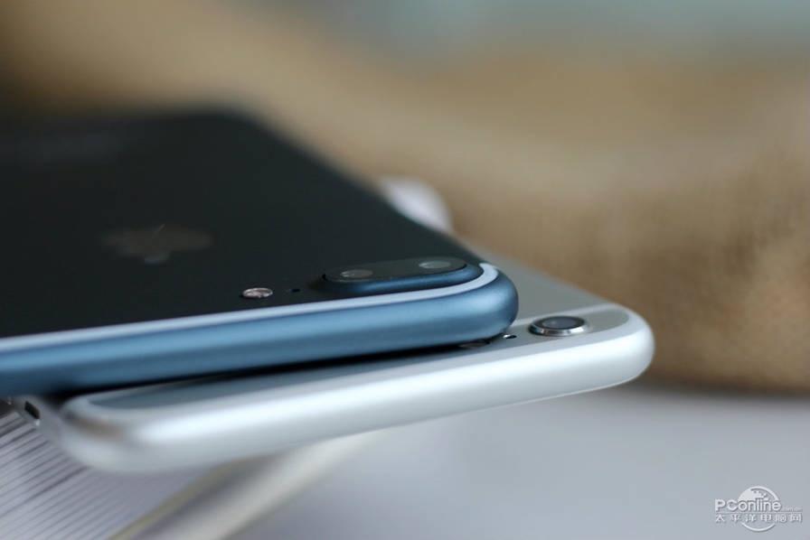 Рабочий iPhone 7 Plus попал на фото