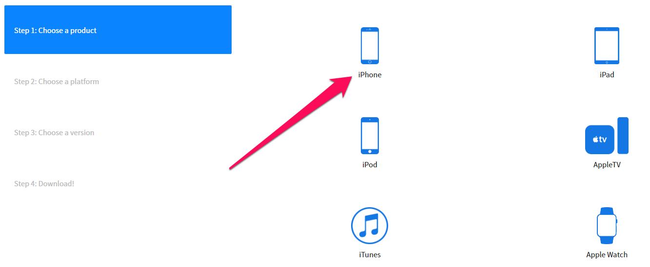 Как узнать подписываетли Apple прошивку