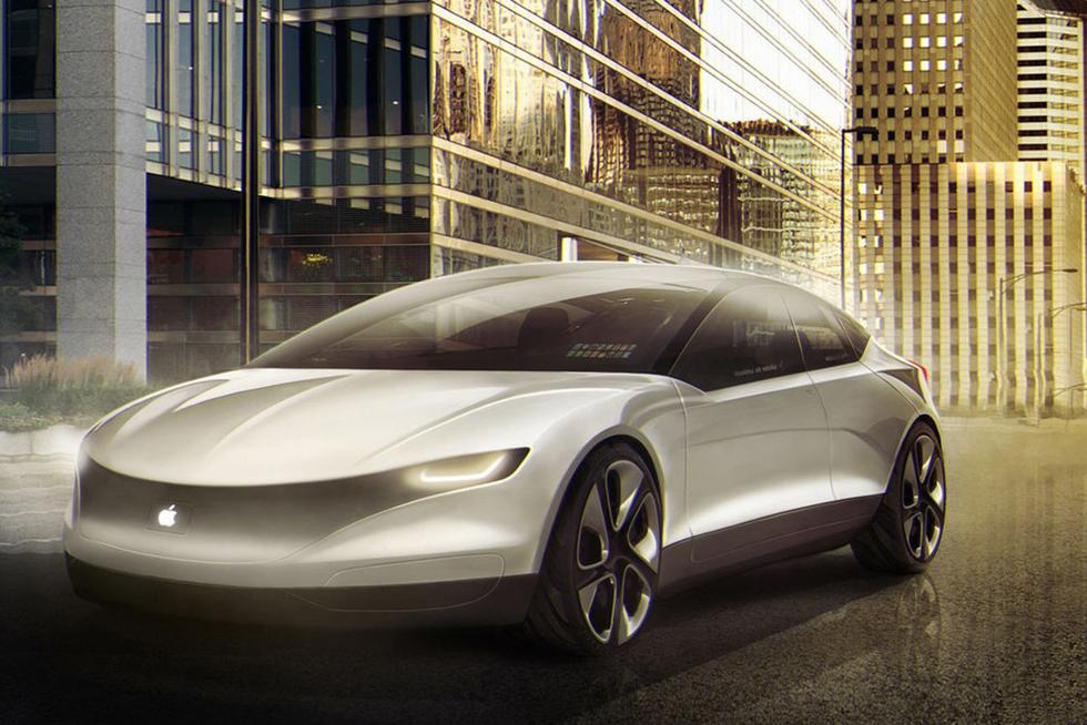 Bloomberg: Apple больше несоздает электромобиль