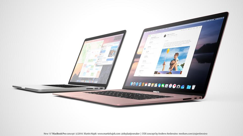 Новые MacBook Pro иMacBook Air все-таки стоит ждать воктябре