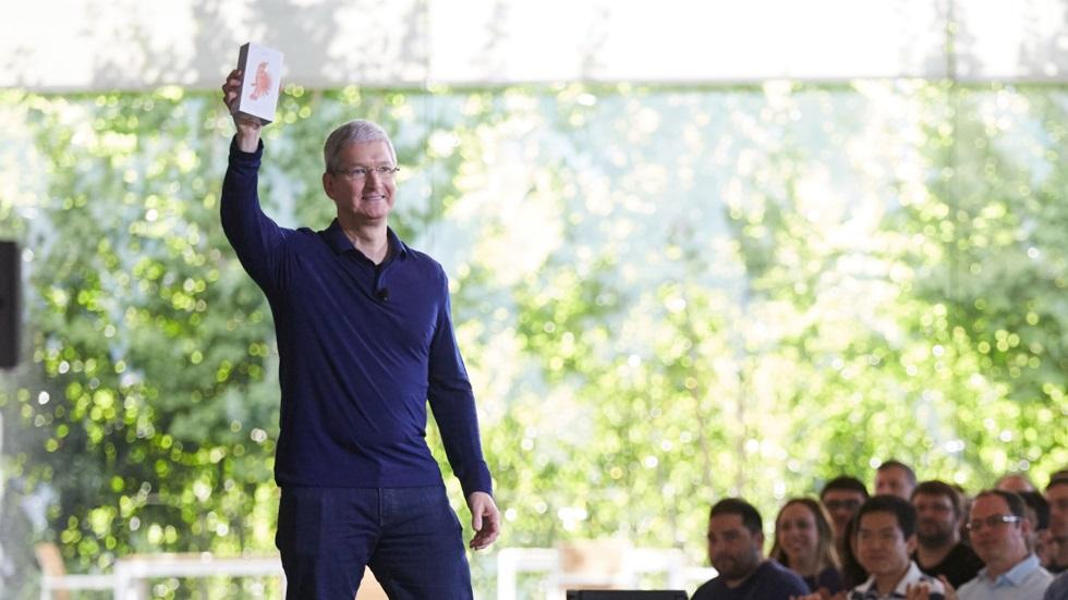 Apple - итоги 2016 года