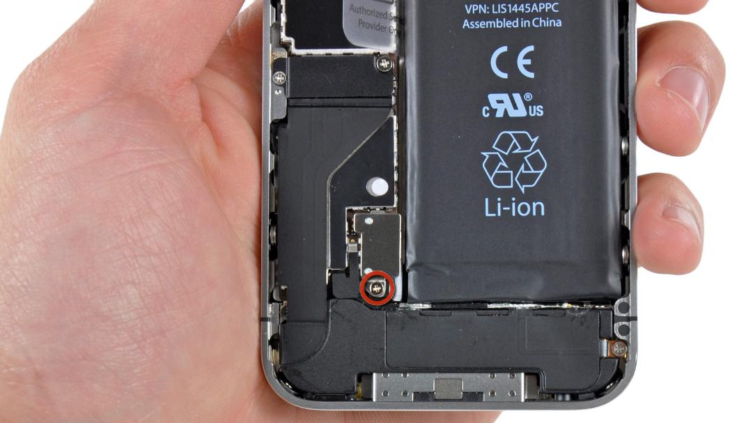 замене аккумулятора iphone 4