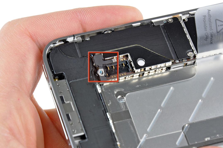 ремонт iphone 4 замена аккумулятора