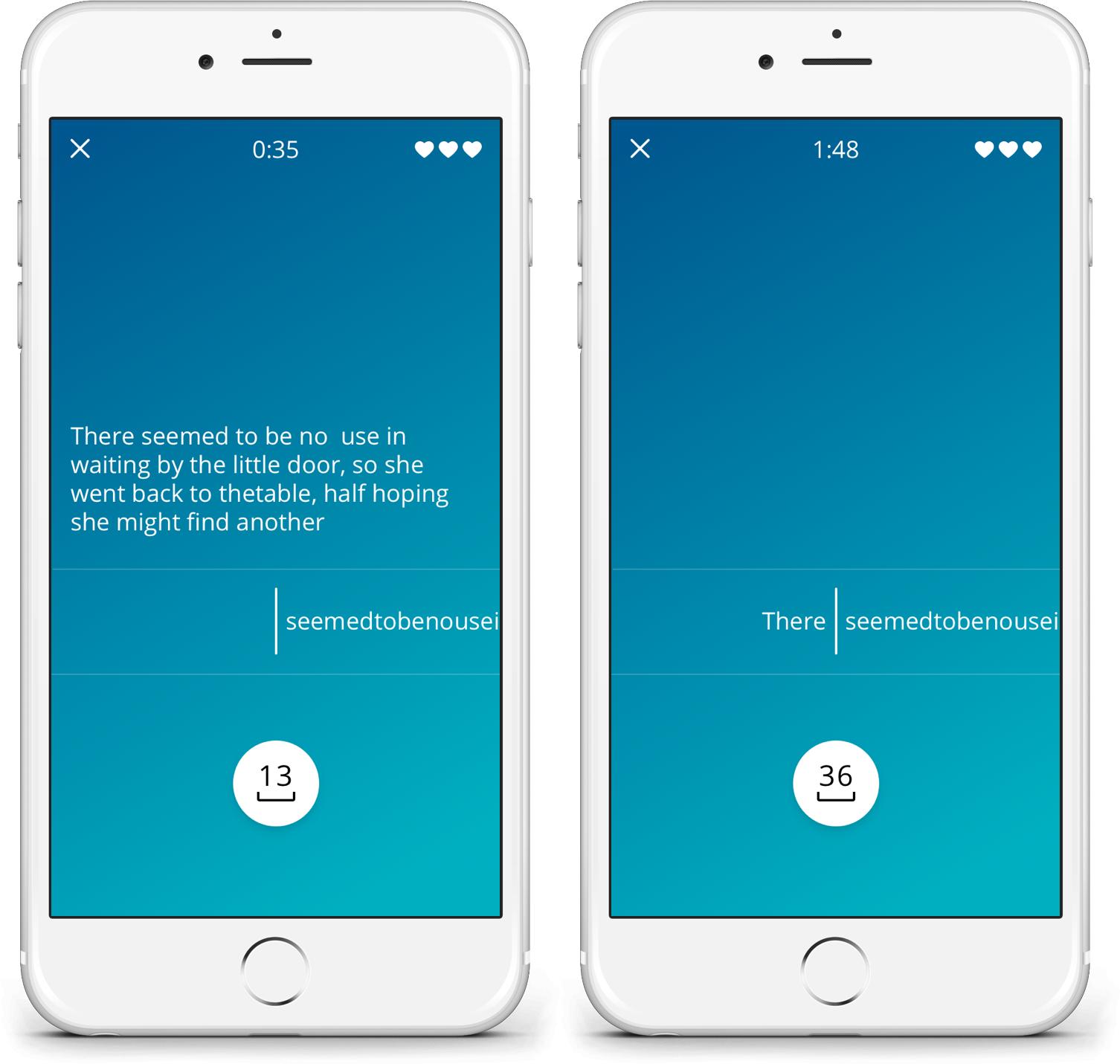 Lingualeo учит читать по-английски в приложении для iOS